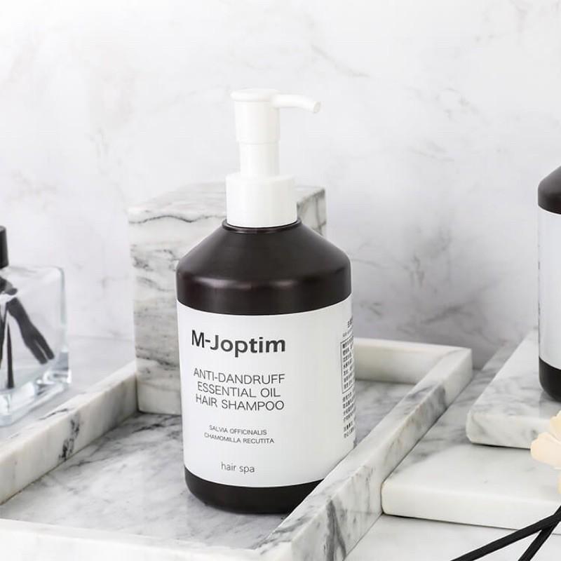 M-Joptim Anti-dandruff Essential Oil Hair Shampoo-1