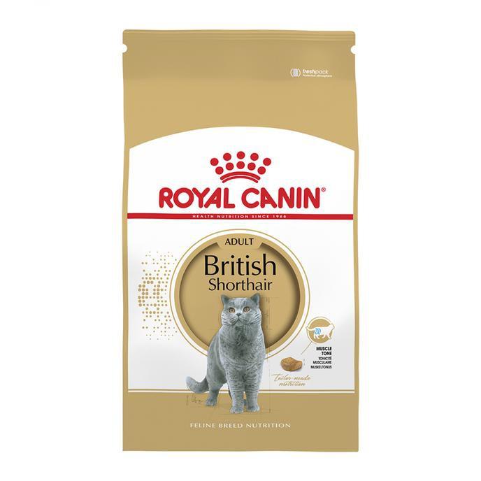 Tuls Royal Canin British Shorthair 2kg Makanan Kucing British Short Hair Order Yukkk Shopee Indonesia