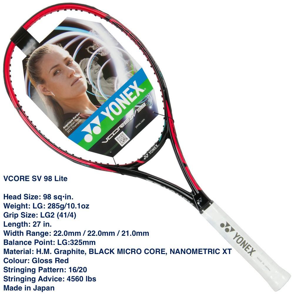 Vcore Pro 97 290 Gram Racket Yonex Tennis Ori Japan Shopee Raket Bag Badminton Bag9629ex Tas Blue Indonesia