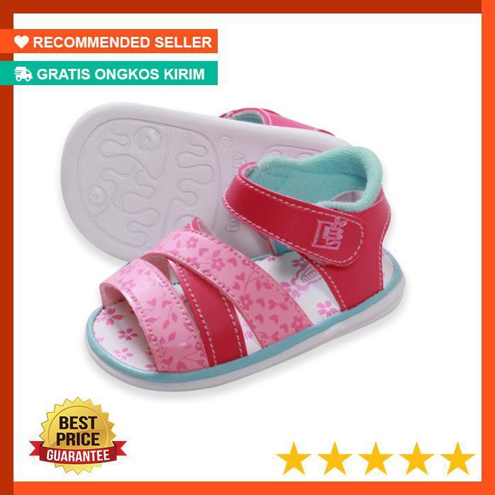 Lusty Bunny Sepatu Sandal Bayi Bunyi PS-9585 Prewalker | Shopee Indonesia