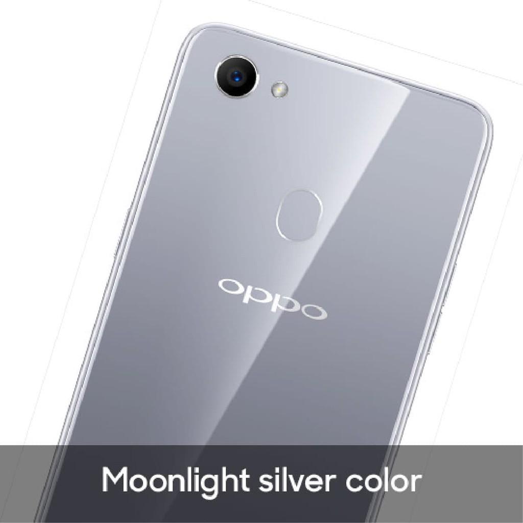 Promo Oppo F7 Smartphone 4gb 64gb Silver Garansi Resmi Indonesia 2153