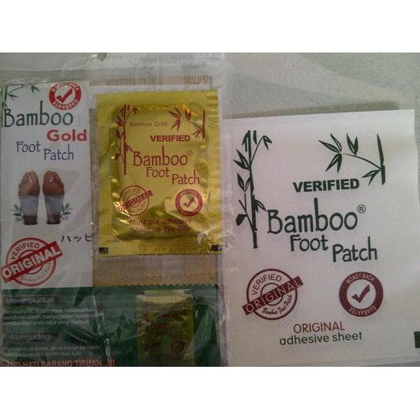 BT 50Pcs Patch Herbal Koyo Detox Pelangsing Tubuh Pasang Kaki | Shopee Indonesia
