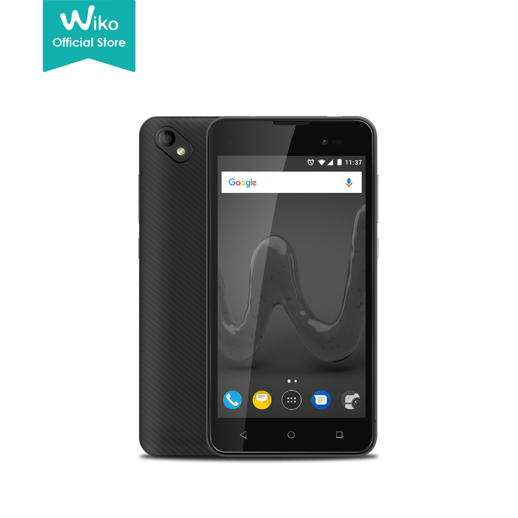 Wiko Sunny 2 Plus Black 1GB+8GB Smartphone