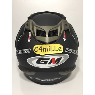 Helm MDS REFLECTOR Black Doff Solid Double Visor Half Face Shopee Indonesia. Source .