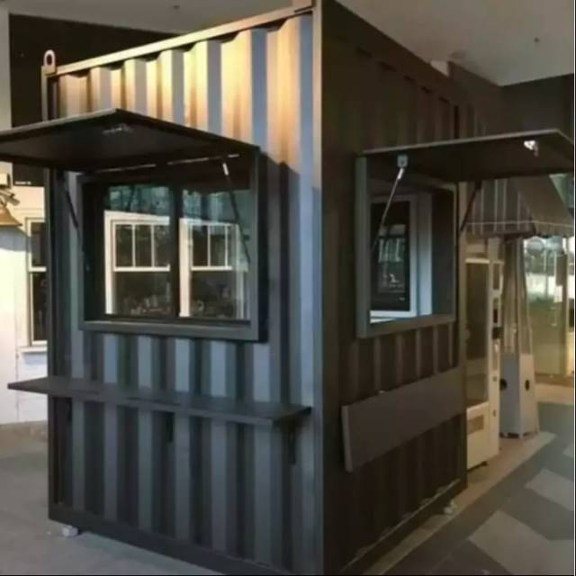 Booth Container Bandung Shopee Indonesia