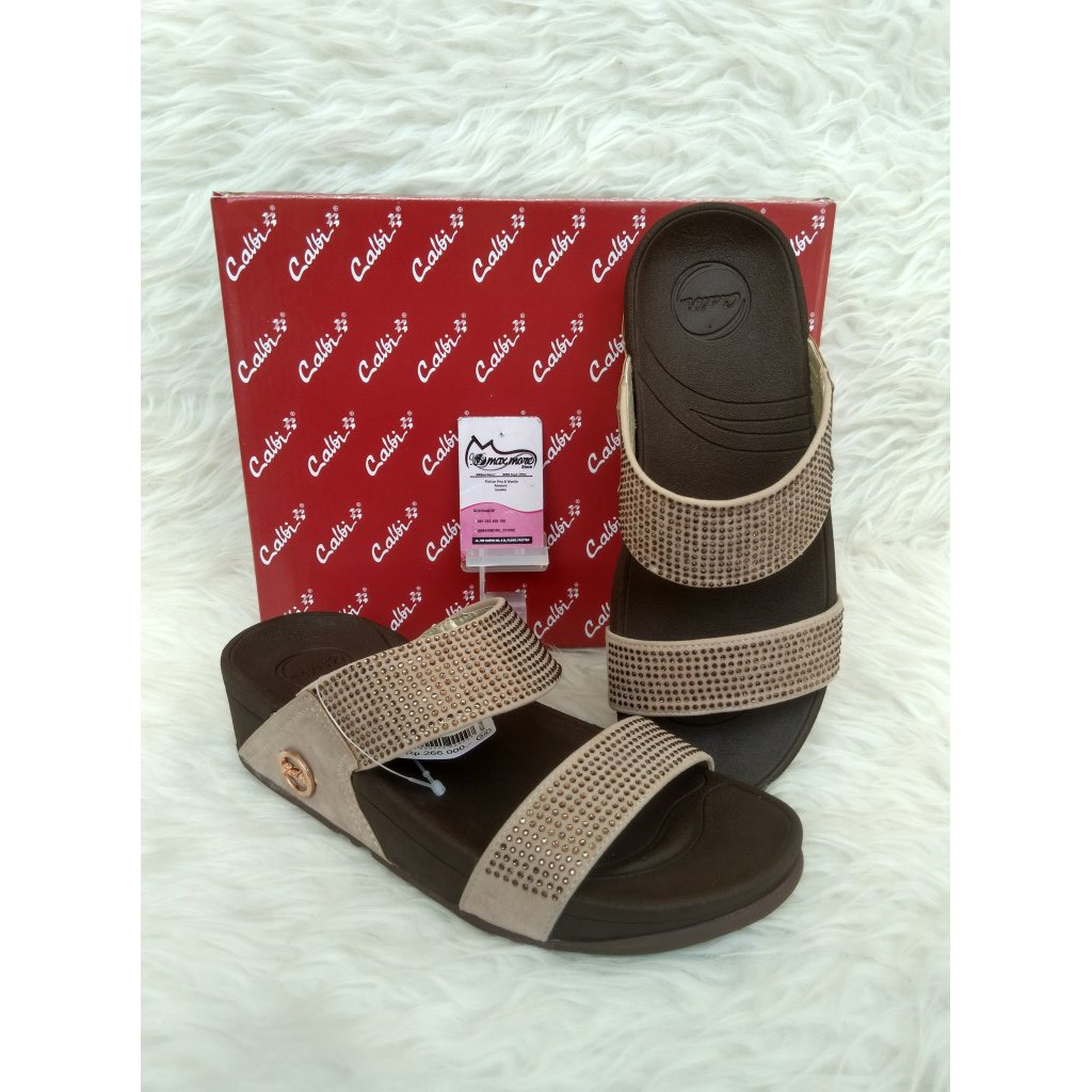 Sandal Wedges Wanita - Calbi FLE 1562 - Wedges Original - Berkualitas  a7d7e29a8b