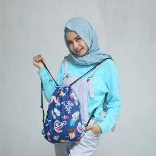 SNY STRINGBAG MOTIF