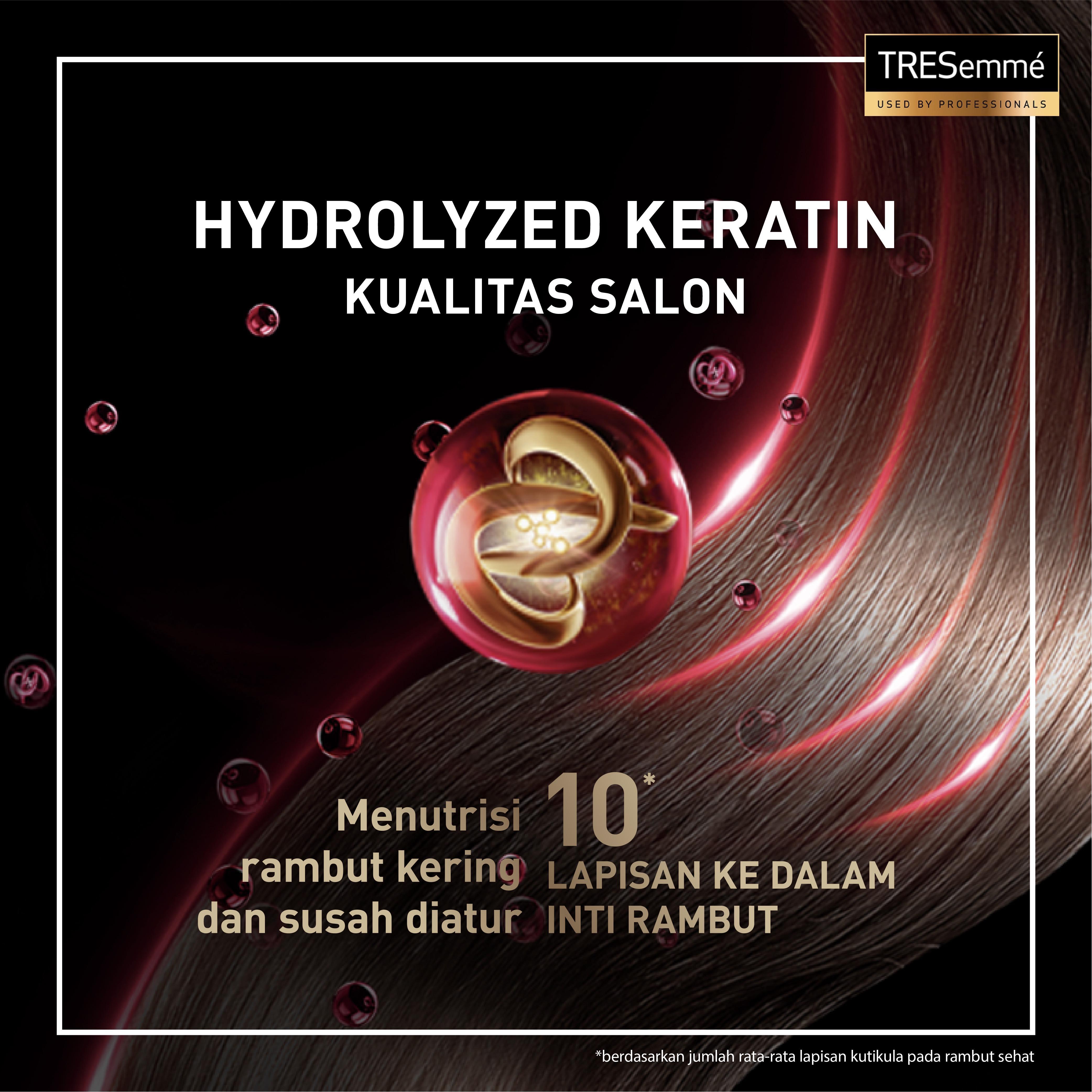 Tresemme Keratin Smooth Shampoo 170Ml-6