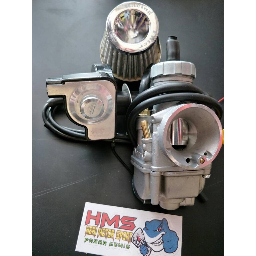 Paket Murah Karburator Nsr Pe28 Crum Panom Gas Spontan Magura Dan Bungbon Polos Filter Variasi Shopee Indonesia