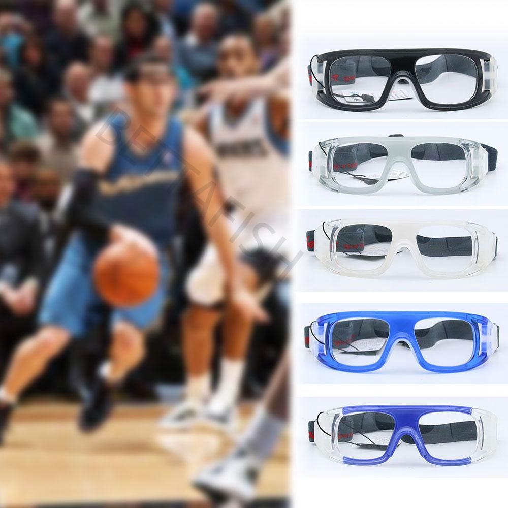 Kacamata Goggles Pelindung Mata Tahan Lama untuk Basket   Sepak Bola  e295788e58