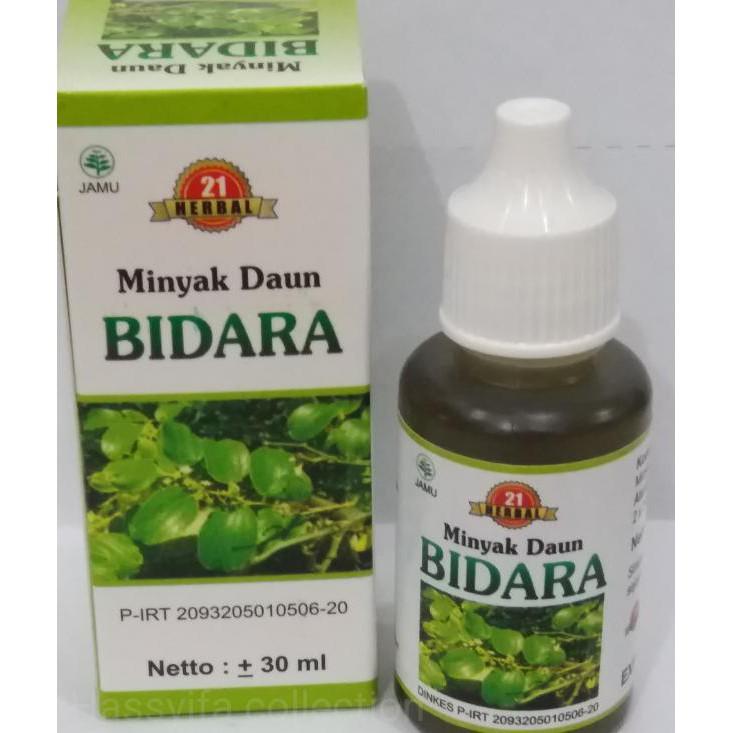 Minyak Daun Bidara 30ml 30 Ml Herbal 21 Herbal Terapi Ruqyah