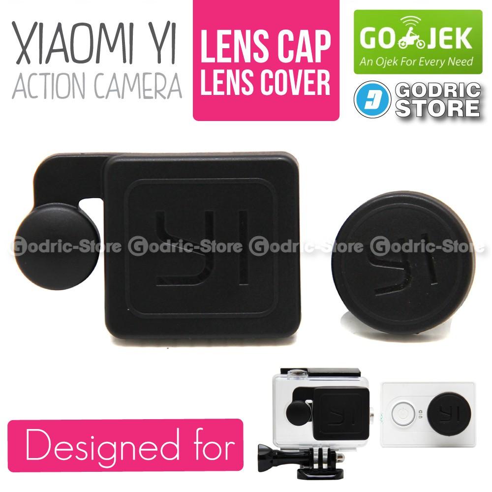 Xiaomi Yi Lens Cap Kotak/Petak for Kingma Waterproof Case   Shopee Indonesia