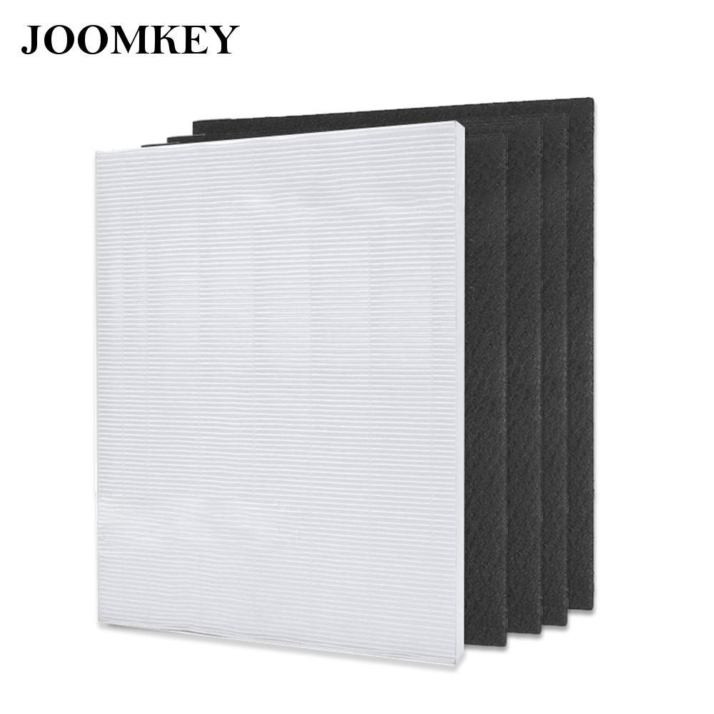 Hepa Filter Plus Karbon Pre-filter Hitam+putih Filter Hepa