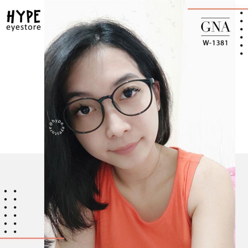 Frame Kacamata Original GNA Eyewear W-1381