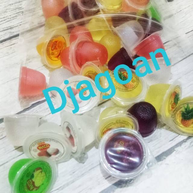 Inaco jelly / agar inaco
