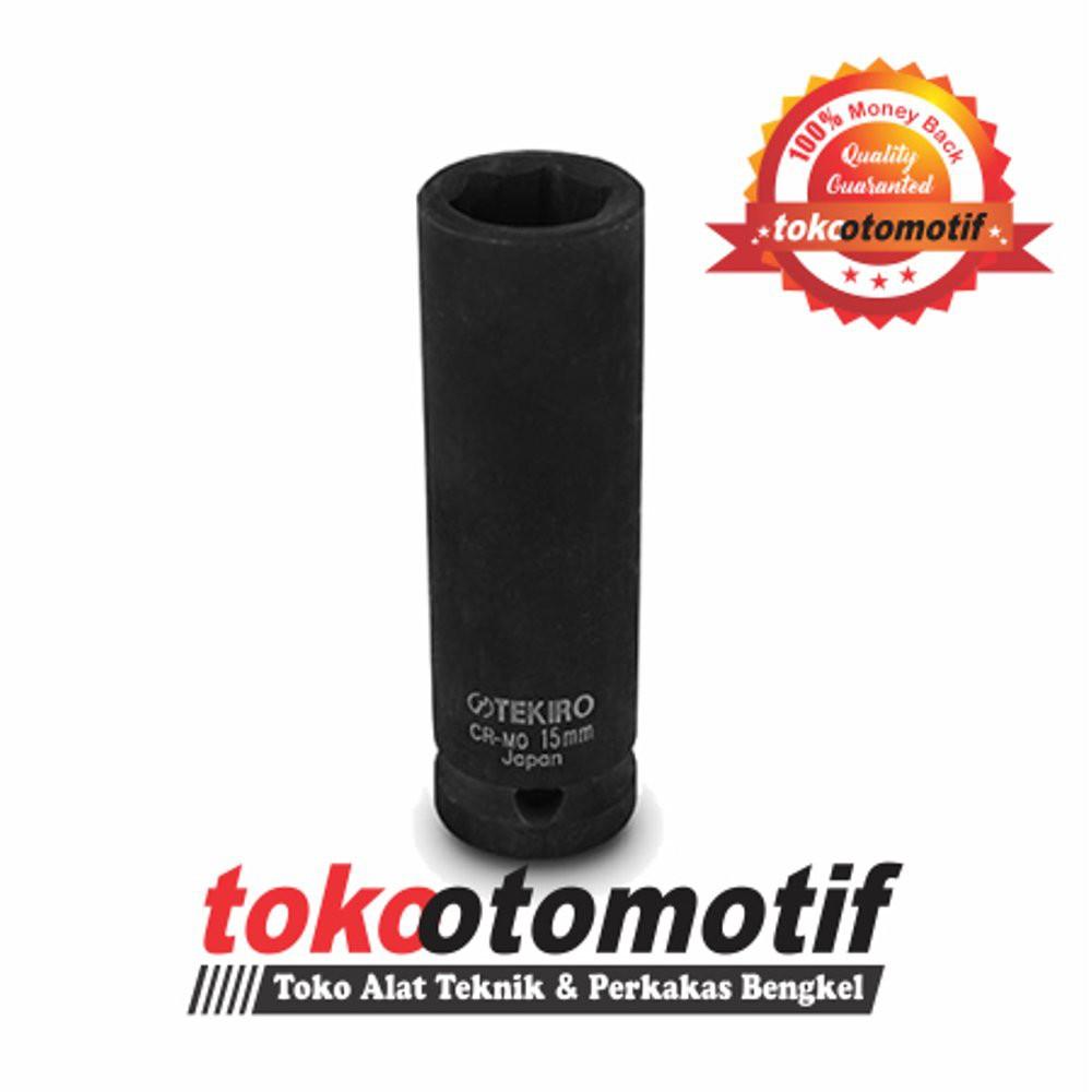 Mata Kunci Sok 6pt 3 4 24 Mm Tekiro Sock Shok 1 2 Inch 12 Pt 29 Anak Shock Shopee Indonesia