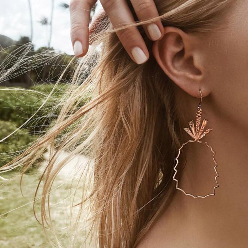 Anting Tindik/Piercing Bibir/Daun Telinga Pria/Wanita Model Batu Opal Turquoise/