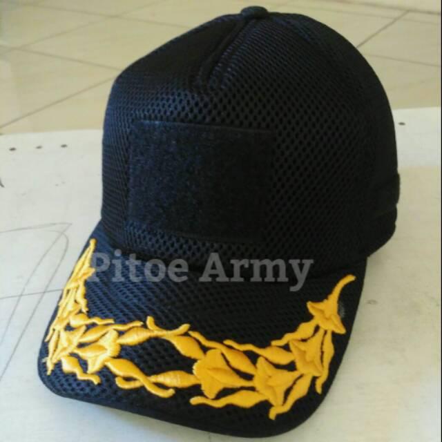 Topi Jaring - Topi Lapangan - Padi Kapas - Bupati - Kepala Desa - Walikota  - Pegawai Negeri Sipil  48aed0e7df