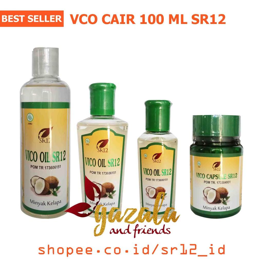 Best Product Sr12 Vco Cair 100ml By Id Original Virgin Vico Bagoes Coconut Oil 1000ml Minyak Kelapa Untuk Kesehatan Stamina Shopee Indonesia