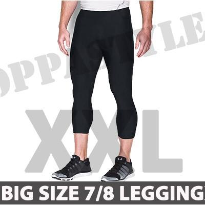 Oppa Style Shop Big Size 7 8 Legging Pria Celana Legging Training Sport Premium Shopee Indonesia