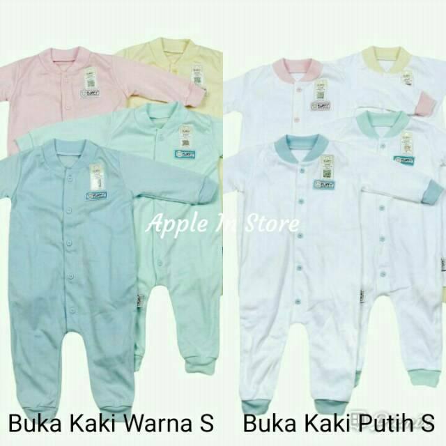 Set Baju Kodok Sleepsuit +Slabber +Topi Kupluk Bayi Newborn Kaki Tutup  6c1fbfc77b