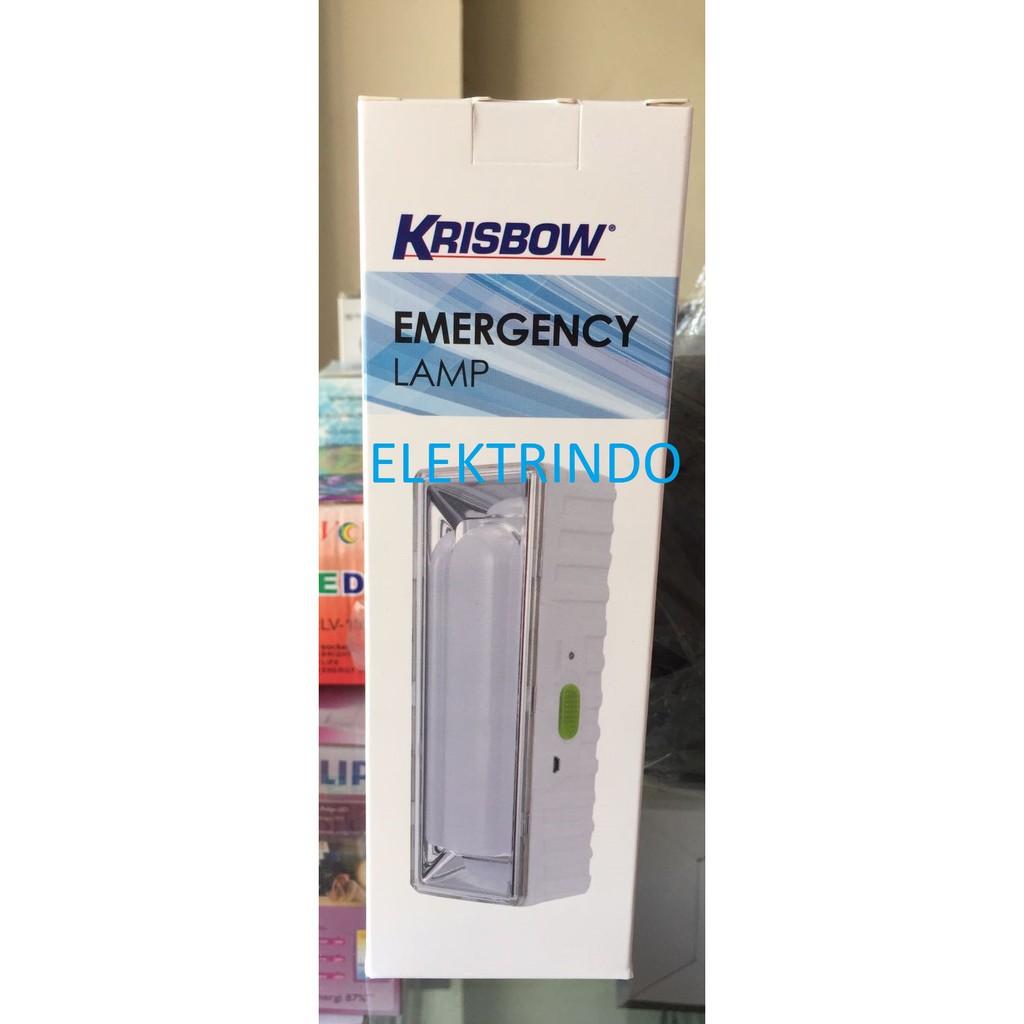 Dapatkan Harga Undefined Diskon Shopee Indonesia Emergency Lamp Kuat 15 Jam Krisbow Teknologi Dimmer Lampu Darurat Led