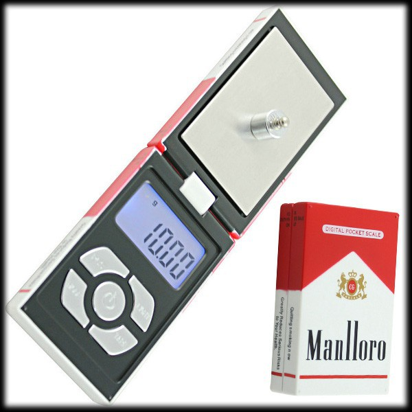 Timbangan: Mini Digital Skala 100g x 0.01g Untuk Mengukur Berat Bungkus Rokok | Shopee Indonesia