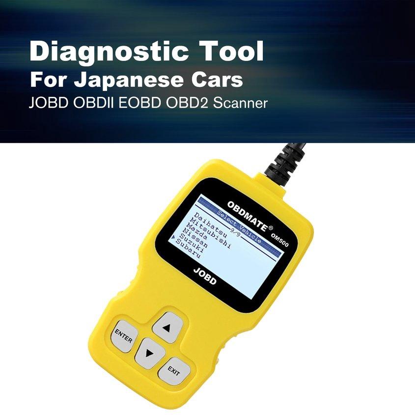 OBD2 Diagnostic Scanner JOBD Engine Code Reader For Honda NISSAN Mazda Subaru