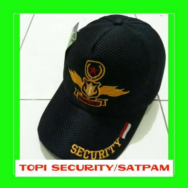 topi security topi satpam  668a0c85d8