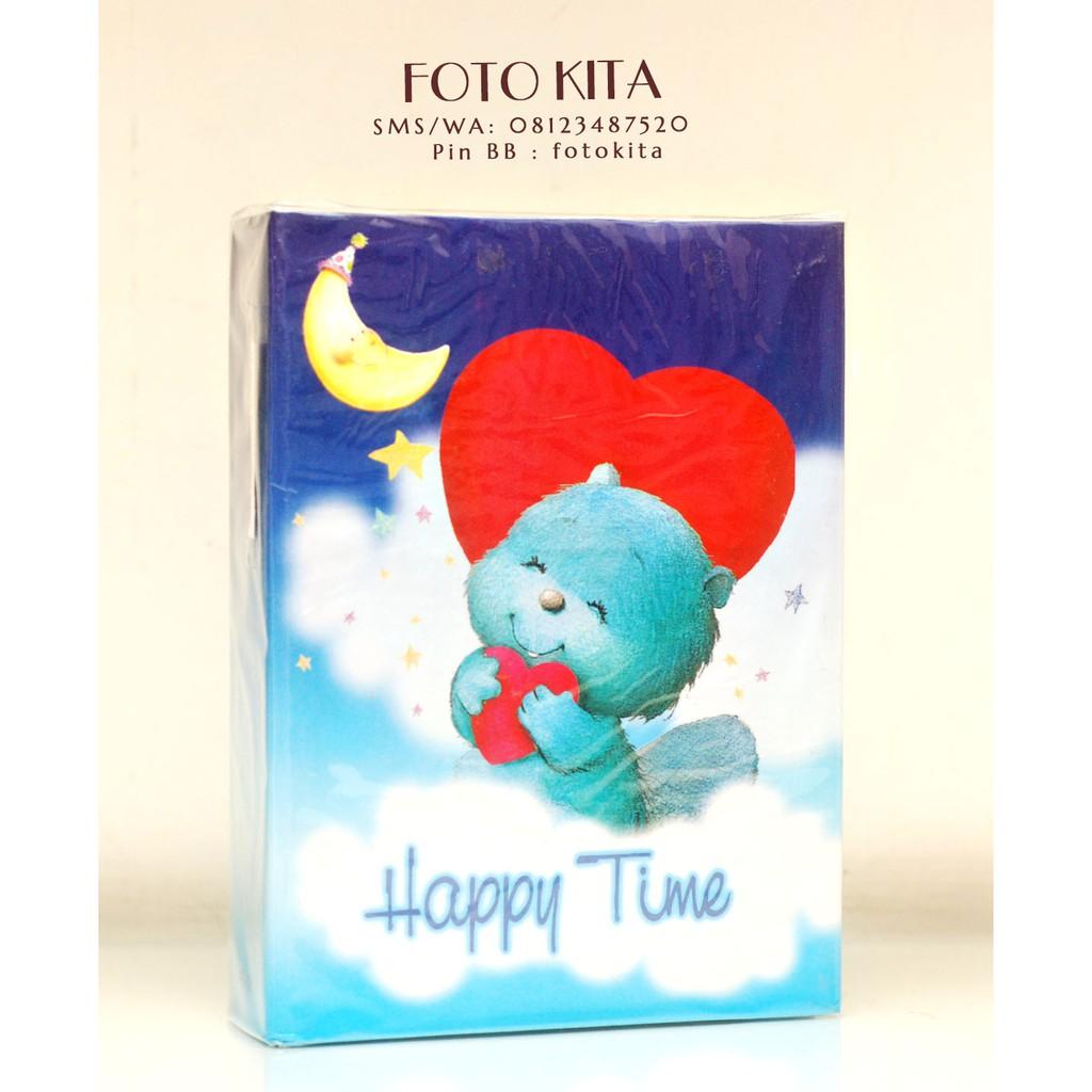 Album Horisontal Magnetik Foto Cozy Color Shopee Indonesia Magentic Jumbo Doubletone