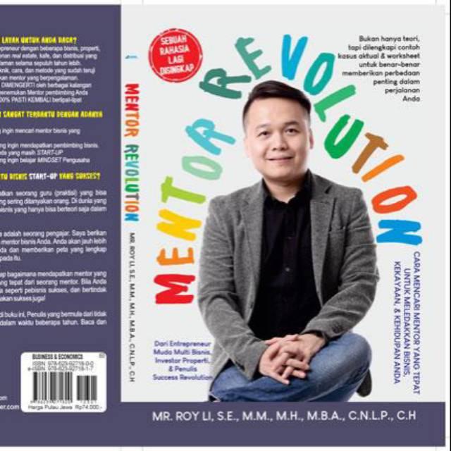 Mentor Revolution Cara Mencari Mentor Yang Tepat Untukmeledakkanbisnis Kekayaan Kehidupan Anda Shopee Indonesia