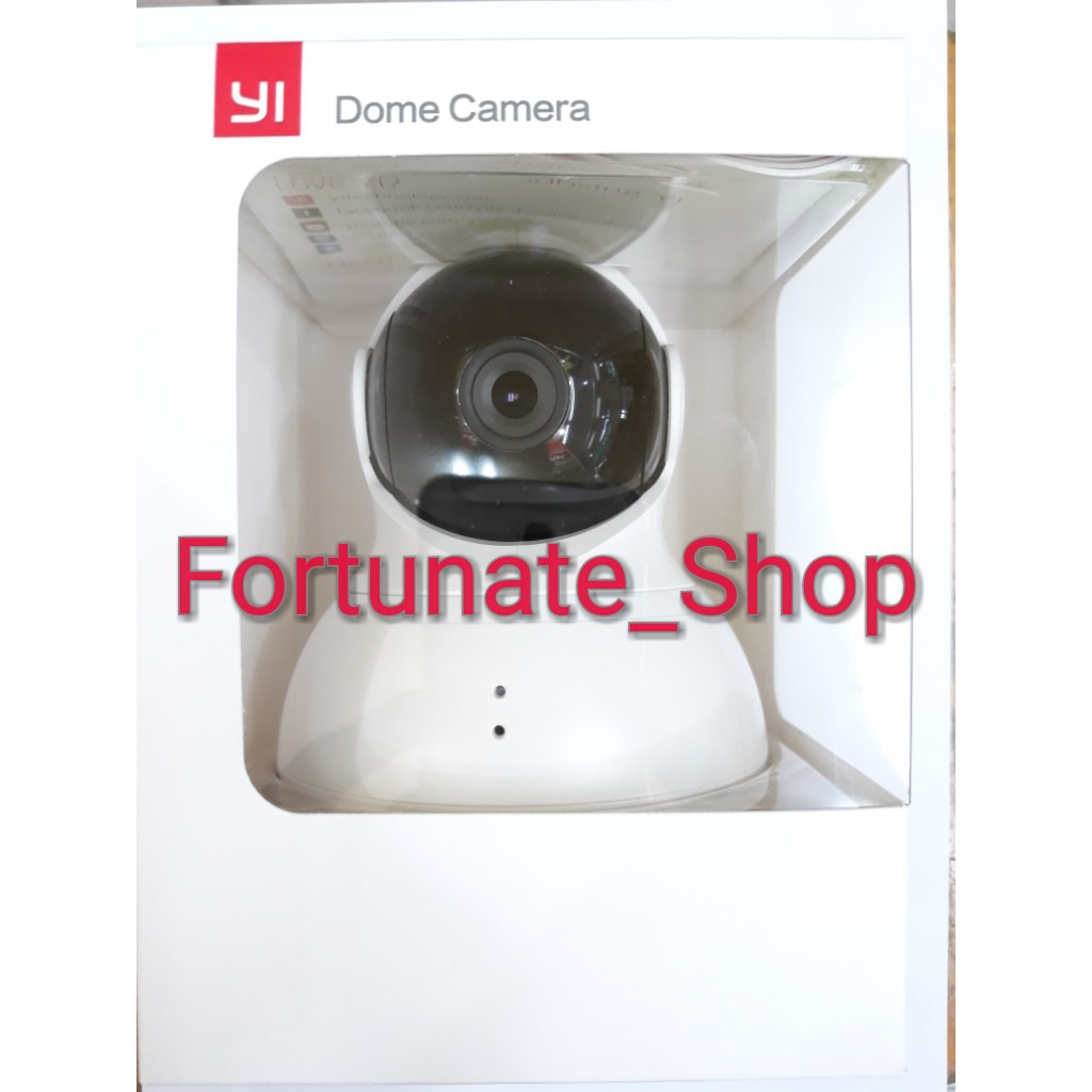 Xiaomi Yi Inter Temukan Harga Dan Penawaran Kamera Pengintai Xiaoyi Dome Cctv 1080 1080p Full Hd International Mmc 16gb Online Terbaik Elektronik November 2018 Shopee Indonesia