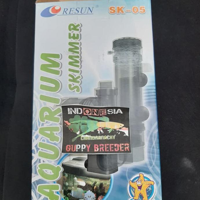Resun Skimmer Sk 05 Aquascape Aquarium Shopee Indonesia