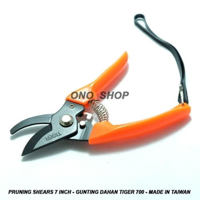 Gunting Tiger 700 / Pruning Shears / Gunting Dahan / Gunting Daun / Gunting tanaman  