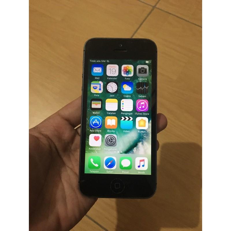 Iphone 5 16gb Bypass Lock Icloud Shopee Indonesia