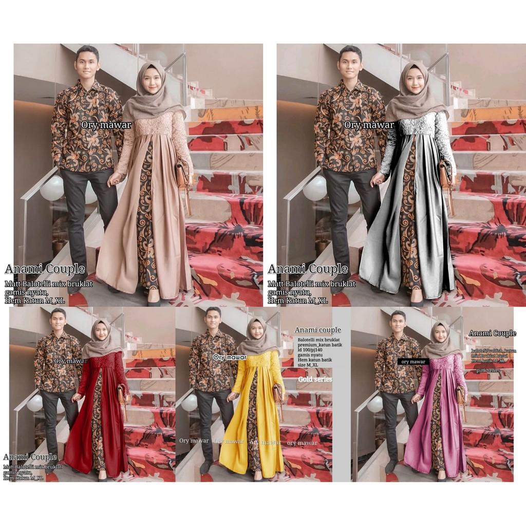 Batik COUPLE BIDARA SARWENDAH ANAMI  a0f23d9b5c