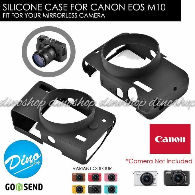 Silicone Canon EOS M3 Silikon Case / Sarung Silicon Kamera Mirrorless | Shopee Indonesia
