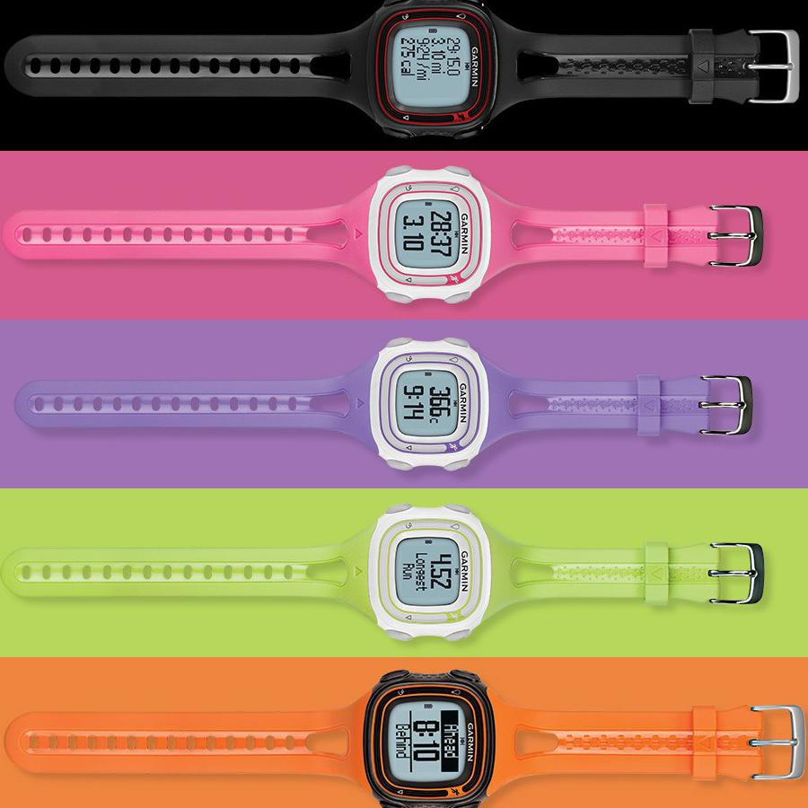 Smartwatch Garmin Forerunner 15 Gps Tracker Watch Garansi Resmi 126 235 Blue Dmi Shopee Indonesia