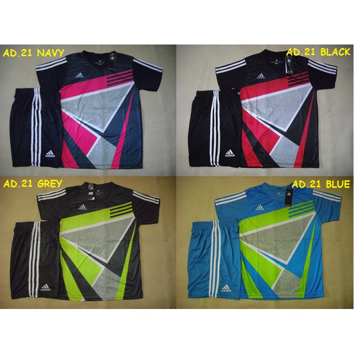 Dapatkan Harga setelan baju Sepak Bola   Futsal Olahraga Outdoor Diskon  76a7cb8bcc