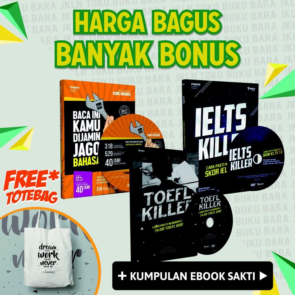 Mastrr Of Grammar Toefl Ielts Shopee Indonesia Paket 3 E Book Toeic Rekomendasi Easy English