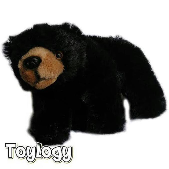 Sunbear Stuffed Animal, Lengkap Boneka Hewan Beruang Madu Sun Bear Doll 8 Inch Murah Shopee Indonesia