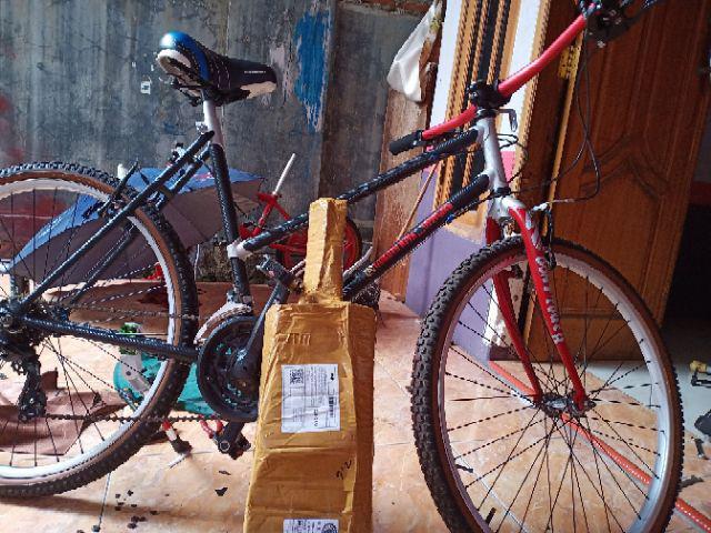 Fork Sepeda Suspensi Mtb 26 Evo Standar Mtb Federal Shopee Indonesia