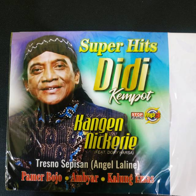 Mp3 Lagu Didi Kempot Super Hits Pamer Bojo Ambyar Full Album
