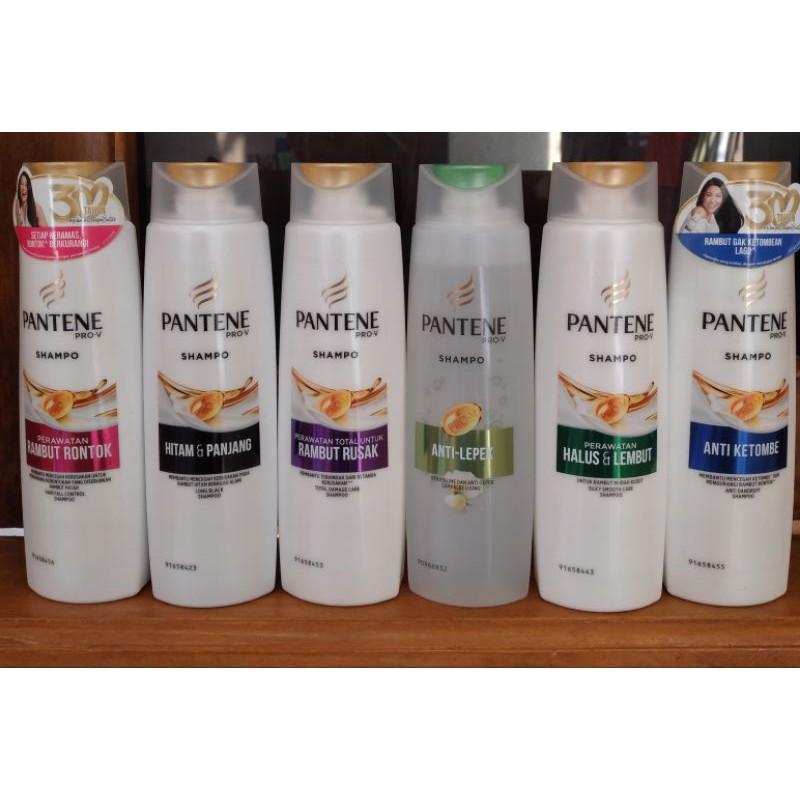 Pantine shampo 135ml-2