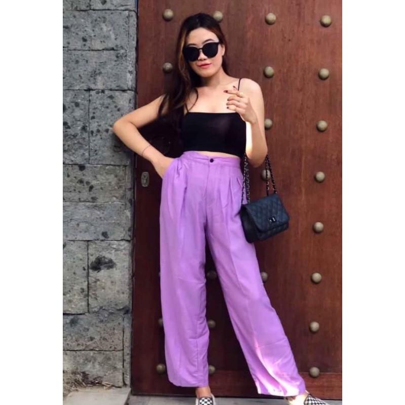 Celana wanita kancing HW Premium/Best seller9 | Shopee