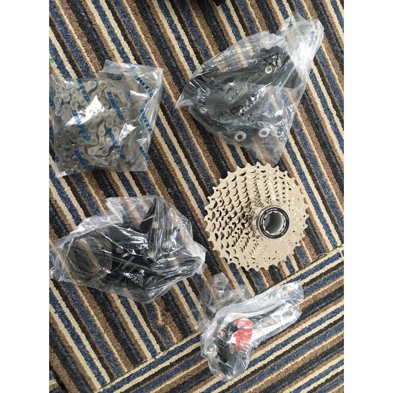 mini groupset Shimano 105
