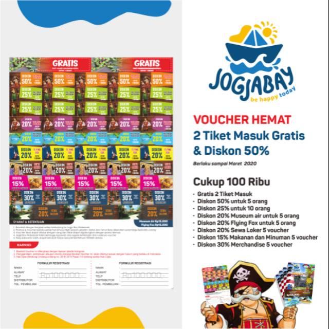 Voucher Jogja Bay Waterpark Shopee Indonesia