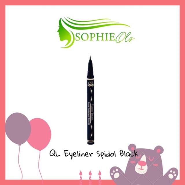 QL Eyeliner Spidol Black thumbnail