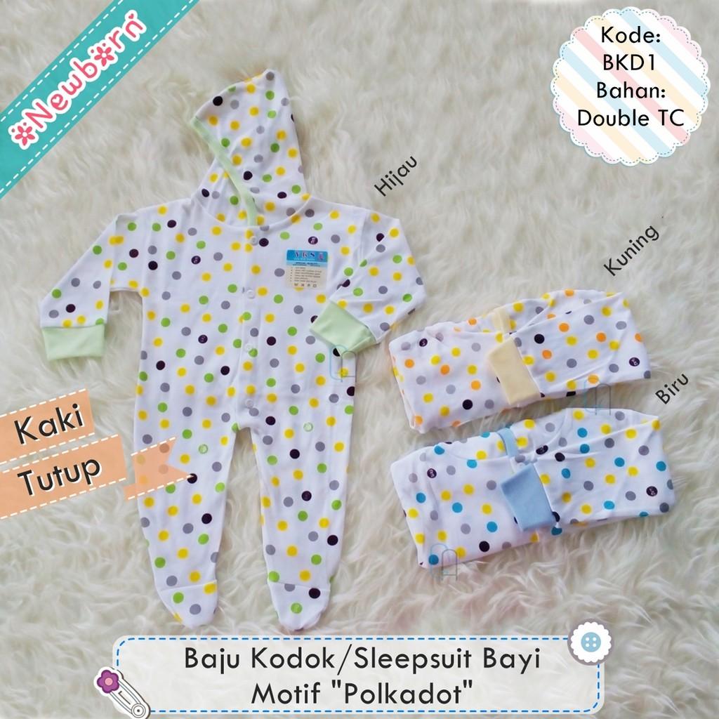 Kd50 Sleepsuit Jumper Panjang Bayi Tutup Kaki Sni Saffenda Baju Spy46 Setelan Newborn Motif Poppy Piyama Tidur Kodok Shopee Indonesia