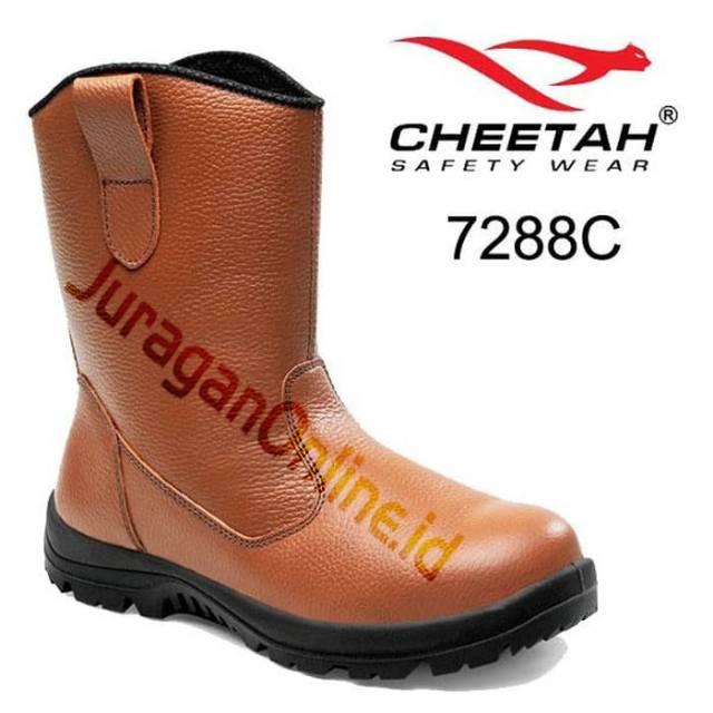 SEPATU SAFETY TYPE 7110 H CHEETAH  841221a134